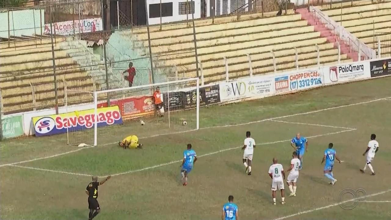Marília vence o Barretos e reduz chances de rebaixamento
