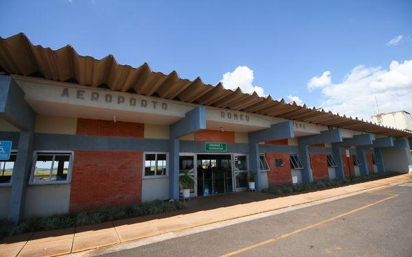 Sistema de segurança operacional do Aeroporto de Araxá é aprovado pela Aeronáutica