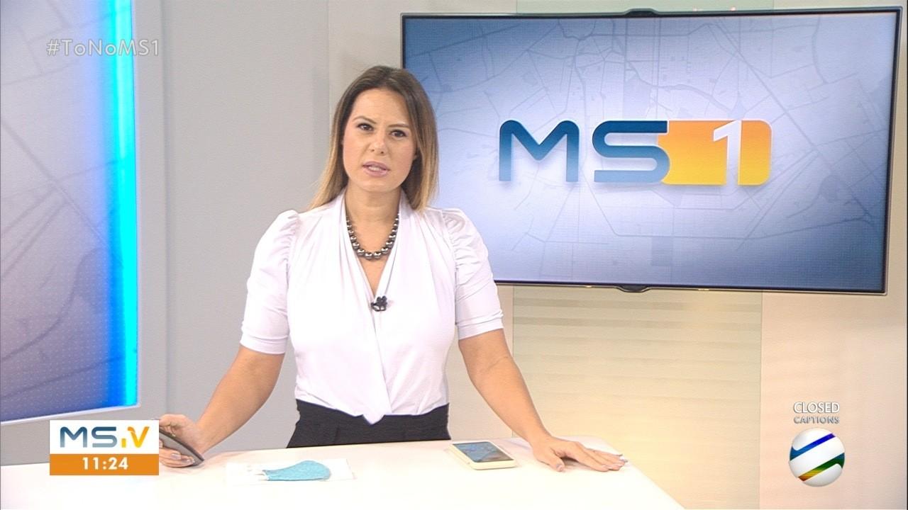 VÍDEOS: MS1 Campo Grande de segunda-feira, 4 de maio de 2020