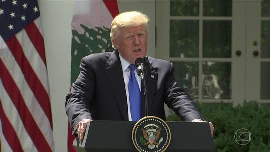 Trump insinua que procurador-geral dos EUA pode ser demitido