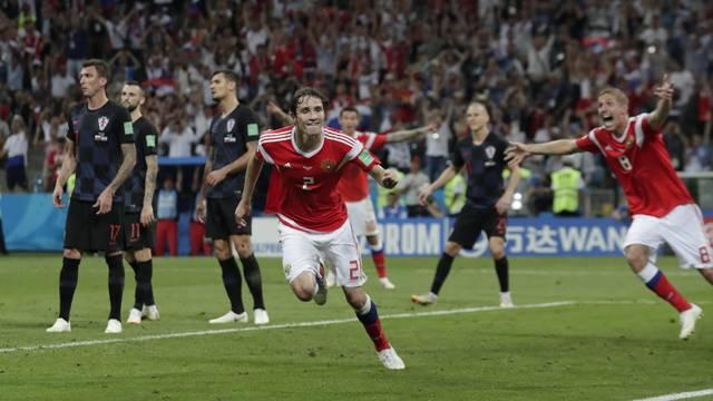 Mario Fernandes gol Russia