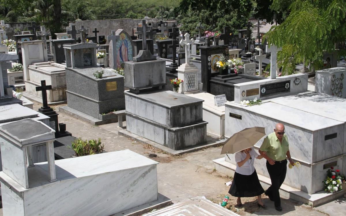 Cemitério Senhor da Boa Sentença, em João Pessoa, é tombado pelo Iphaep