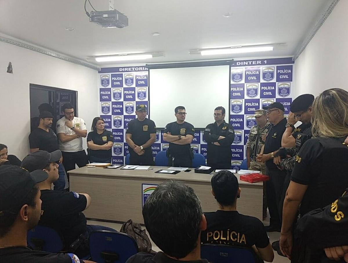 Polícia Civil deflagra Operações 'Serra Segura' e 'Tocandira' em Gravatá e Caruaru