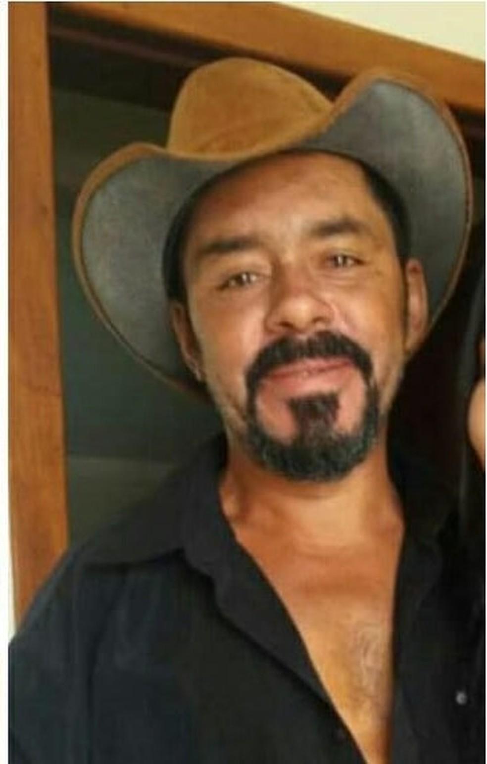 Heraldo José de Carvalho, de 43 anos, foi morto em maio de 2019; corpo foi encontrado em um matagal no Itapoã no DF — Foto: PCDF/Divulgação