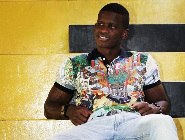 Diego Santos ex-traficante Mister M futebol americano Botafogo (Foto: Arquivo Pessoal)