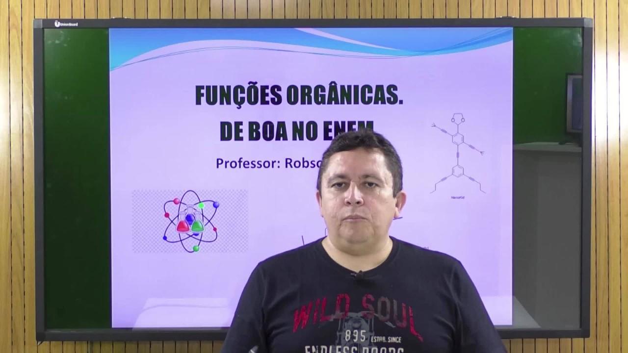 De boa no Enem: videoaula tira dúvidas sobre química orgânica