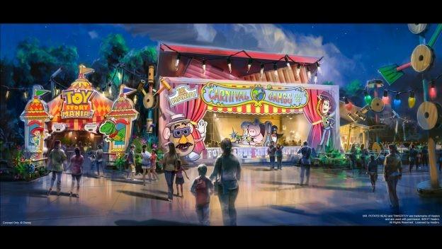 Toy Story Mania (Foto: Divulgação)