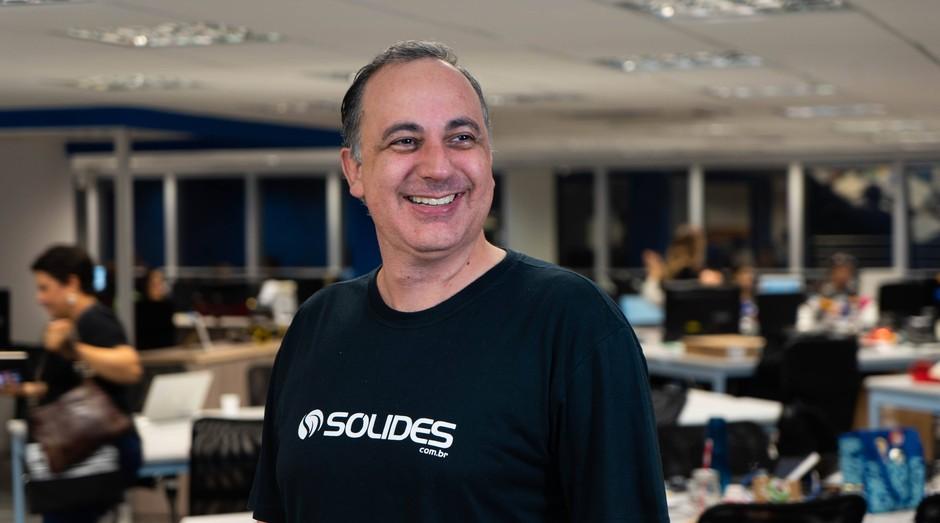 Alessandro Garcia, da Solides (Foto: Divulgação)