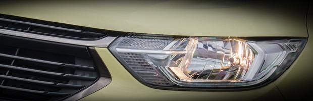 Chevrolet divulga teaser da Chevrolet Spin reestilizada, que chega às lojas nos próximos meses (Foto: Divulgação)