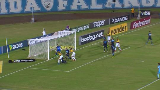 Veja os gols e os melhores lances de Londrina 1x1 Criciúma, pela 16ª rodada da Série B