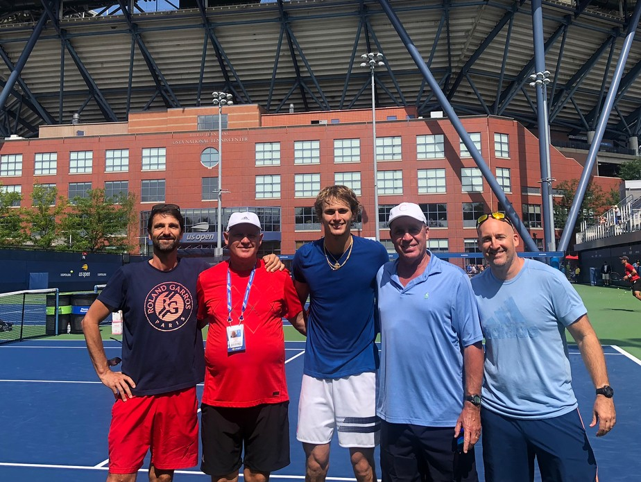 dab29c636ae10 ... Zverev anuncia ex-número 1 Ivan Lendl como novo técnico para o US Open