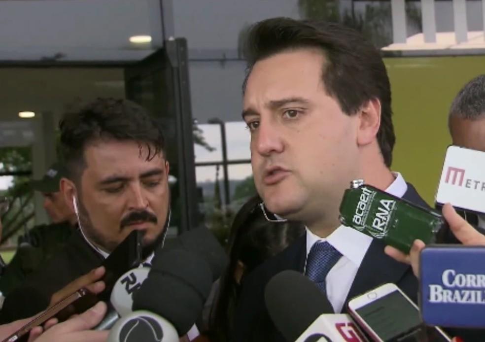 Segundo ele, o presidente eleito gostou da sugestão, que será avaliada a partir de janeiro a fim de verificar se poderá ou não ser levada adiante — Foto: TV Globo/Reprodução