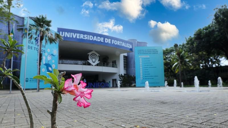 Unifor é uma das três melhores do Brasil entre universidades com menos de 50 anos