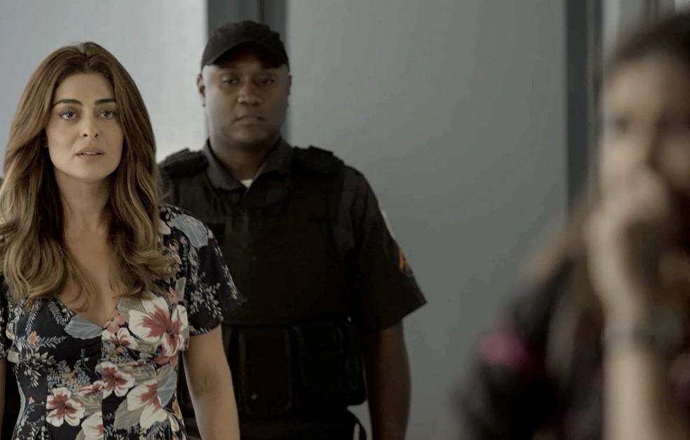 Juliana Paes, como Bibi Perigosa em 'A força do querer' (Foto: Divulgação/TV Globo)