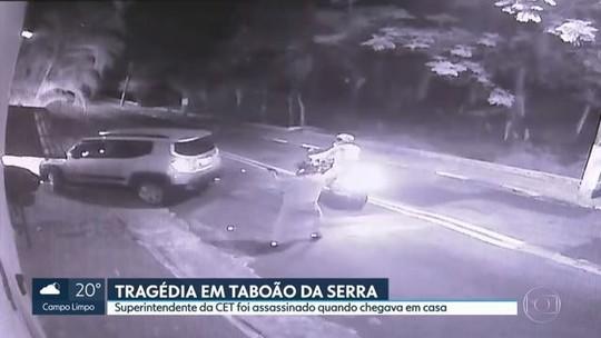 Funcionário da CET é assassinado quando chegava em casa, em Taboão da Serra