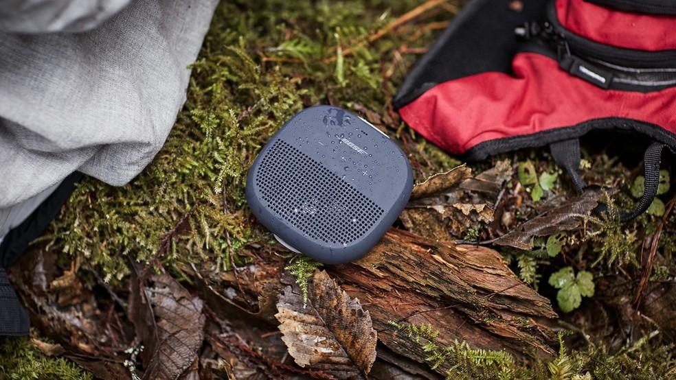Bose SoundLink Micro tem suporte a Siri e Google Assistente (Foto: Divulgação/Bose)