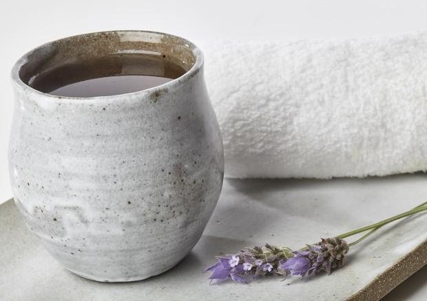 Ritual do chá para entrar no clima zen (Foto: Divulgação)