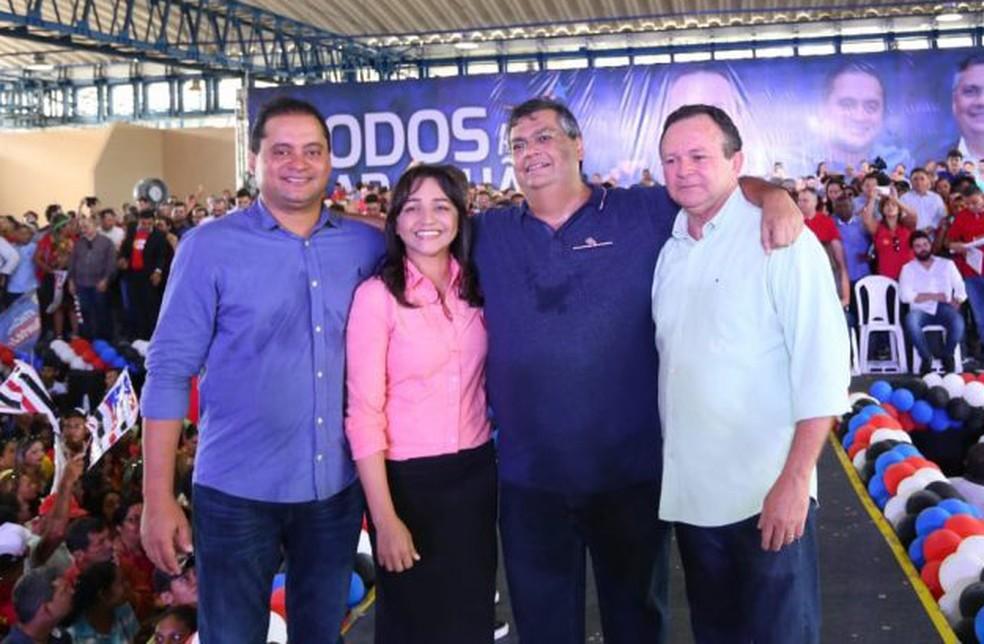 PCdoB confirma candidatura de Flávio Dino a governador do Maranhão durante convenção em São Luís (Foto: Divulgação/PCdoB)