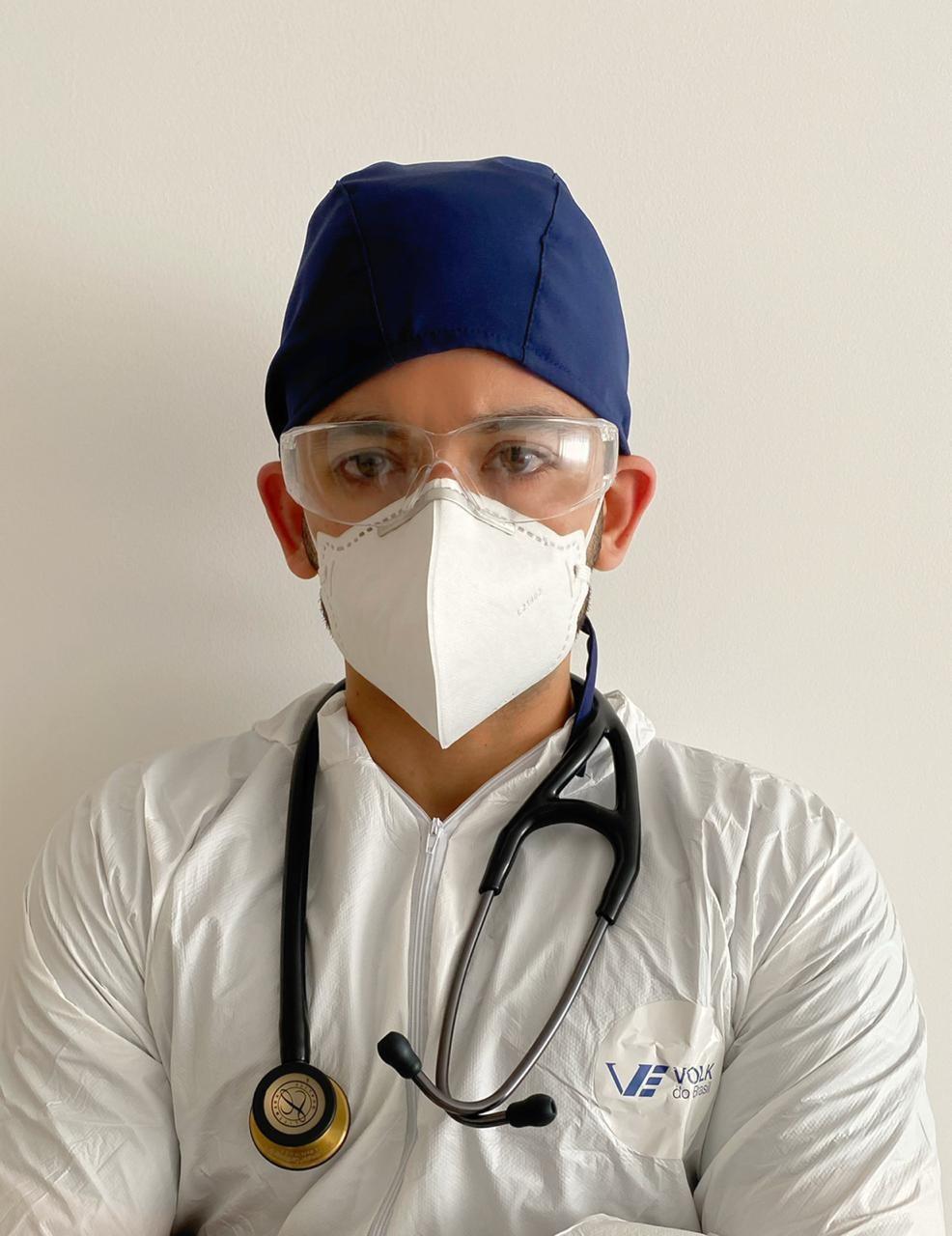 Médico em Divinópolis fala sobre lutas e desafios no período de pandemia do novo coronavírus: 'aprendizado e fortalecimento'