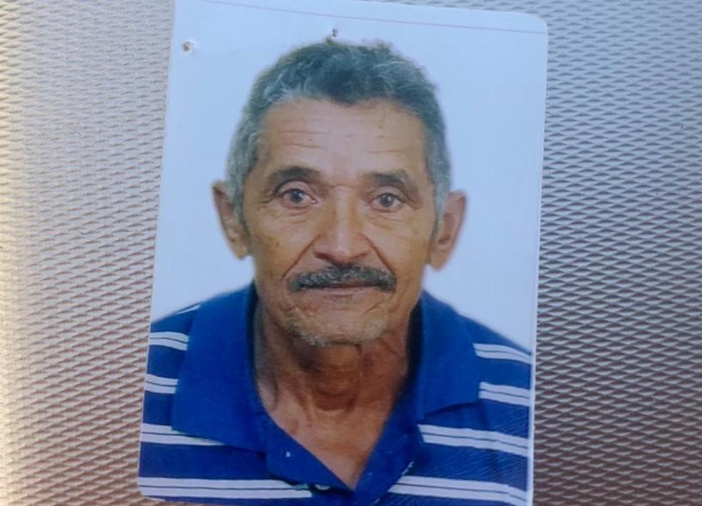 Luís Ferreira tinha 72 anos e morreu após ser atropelado em ato do MST em Valinhos (SP) nesta quinta-feira (18) — Foto: Marcello Carvalho/G1