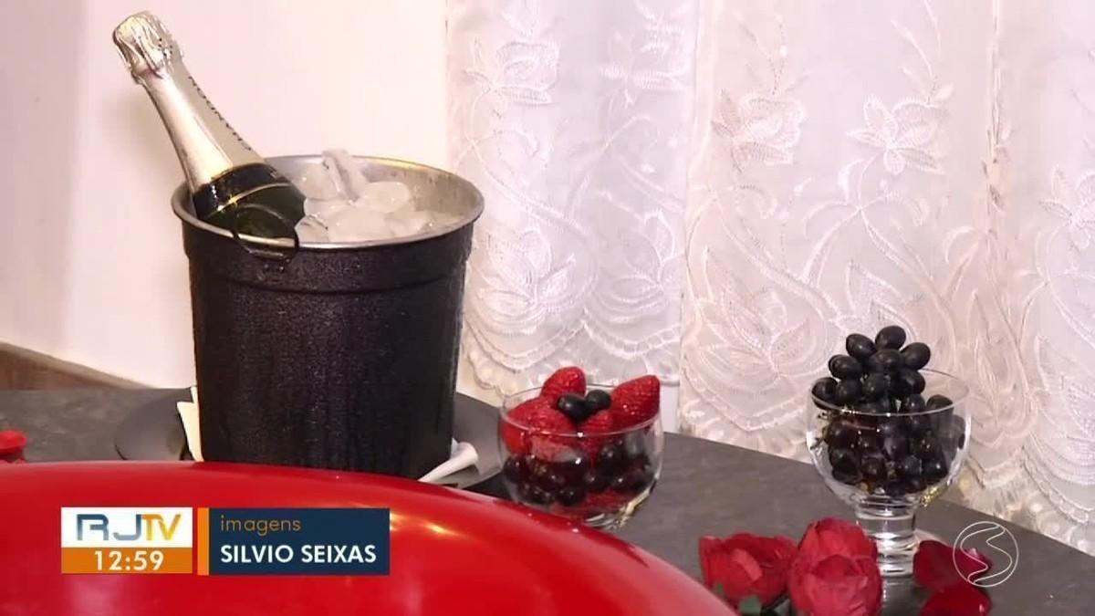 Motéis do Sul do Rio se prepararam para receber casais no Dia dos Namorados