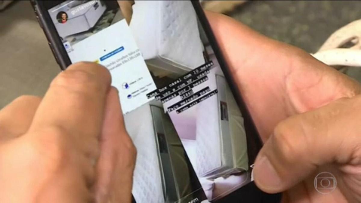 Criminosos usam promessas de vantagem financeira para aplicar golpes nas redes sociais