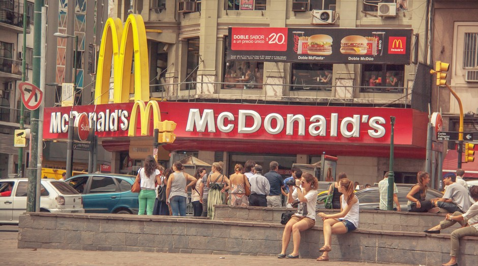 mc donalds (Foto: Wikimedia Commons)