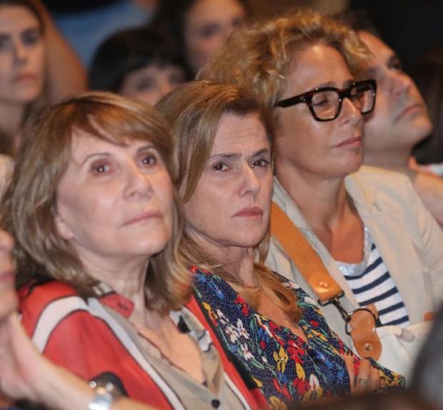 Renata Sorrah, Marieta Severo e Andréa Beltrão (Foto: Daniel Pinheiro/AgNews)