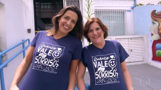 Dentistas celebram visibilidade para projeto social após levarem maior prêmio da história do 'Caldeirão'