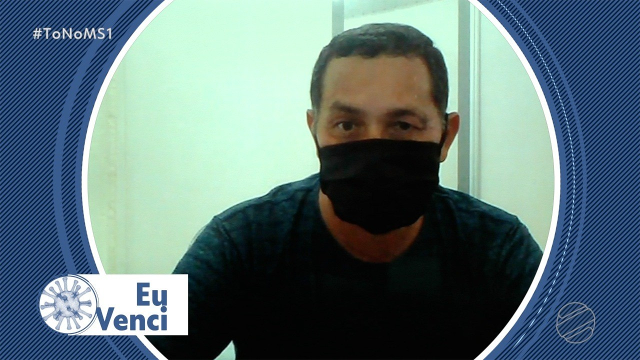 VÍDEOS: MS1 Campo Grande de terça-feira, 4 de agosto de 2020 - especial sobre isolamento social em MS