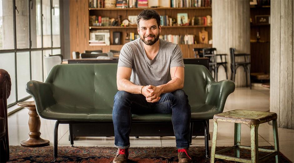 """O empreendedor Facundo Guerra, fundador do Grupo Vegas e autor do livro """"Empreendedorismo para subversivos"""" (Foto: Divulgação)"""