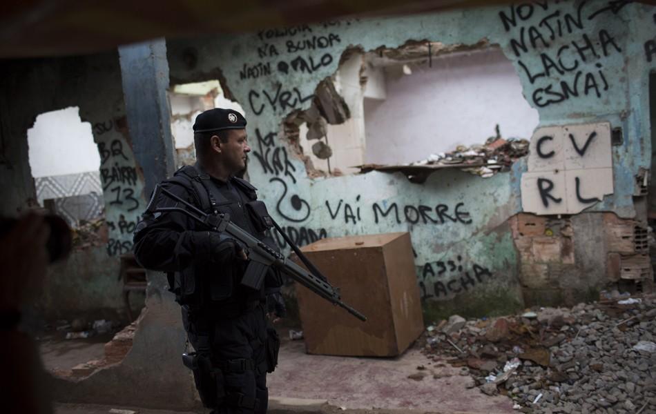 Violência nos centros urbanos pode emperrar o desenvolvimento
