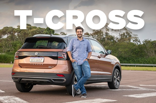 Vídeo: Volkswagen T-Cross (Foto:  )