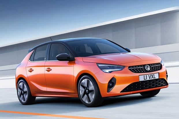 Opel Corsa-e 2020 (Foto: Divulgação)
