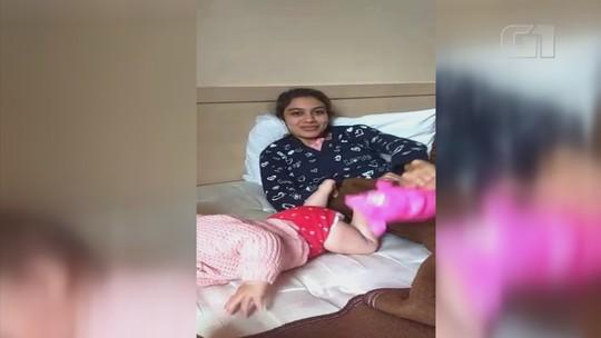 Caso Taina: suspeito de sequestrar jovem e filha de oito meses é preso no Maranhão
