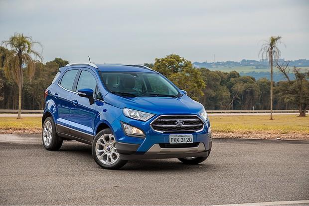 Ford EcoSport 2.0 (Foto: Marcos Camargo/Autoesporte)