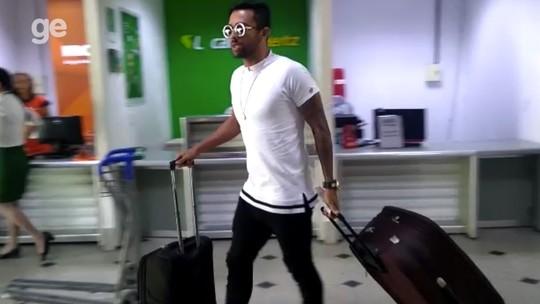 Ex-River-PI, Humberto chega a Teresina e assina contrato de um ano com o Altos