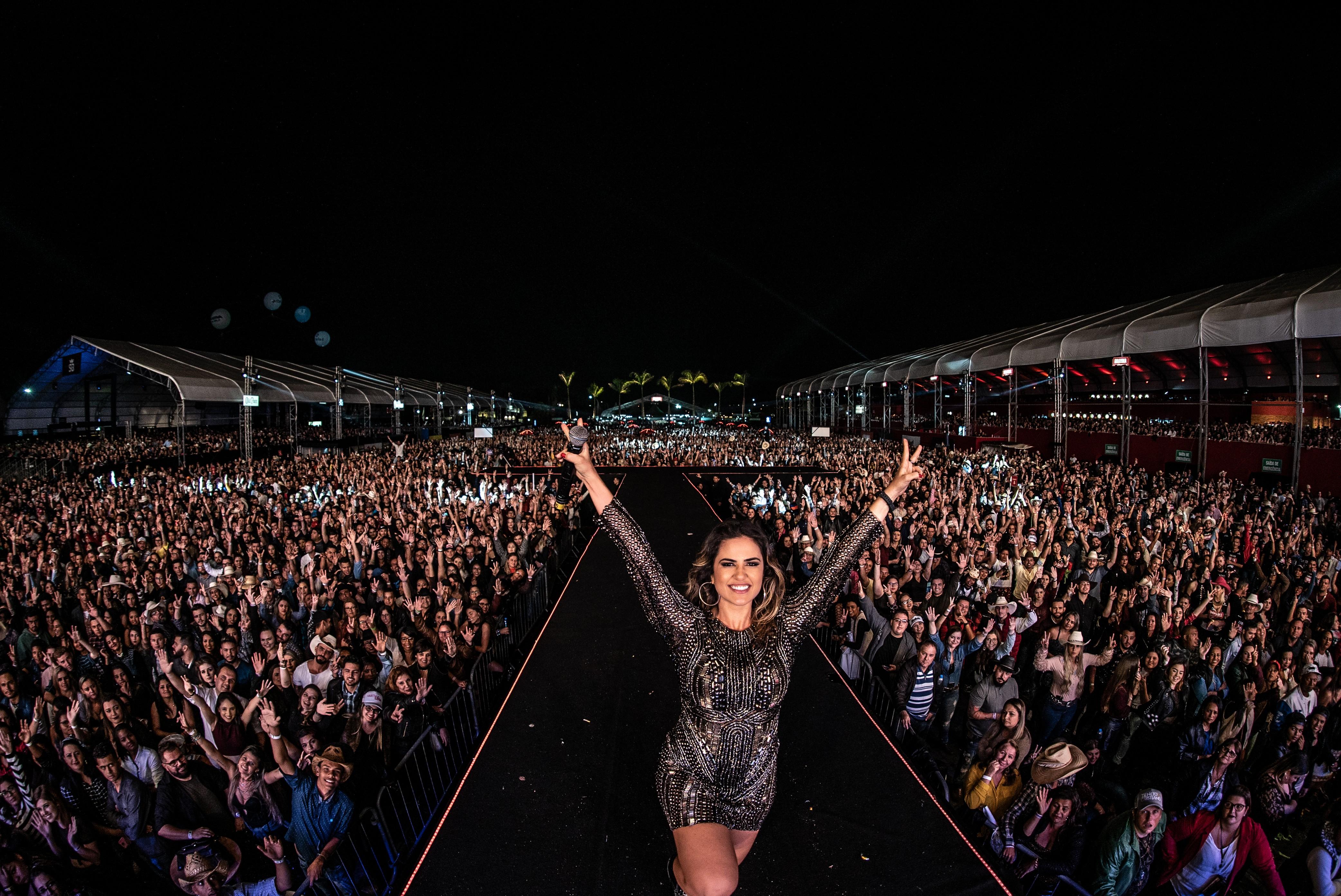 DJ Samhara  (Foto: Érico Salutti / Divulgação)