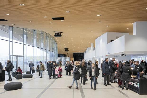 ALA Architects  20190102 Helsinki Central Library Oodi (Foto: ©2018 Tuomas Uusheimo: www.uush)