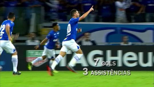 Espião mostra números de Vasco e Cruzeiro antes de jogo decisivo