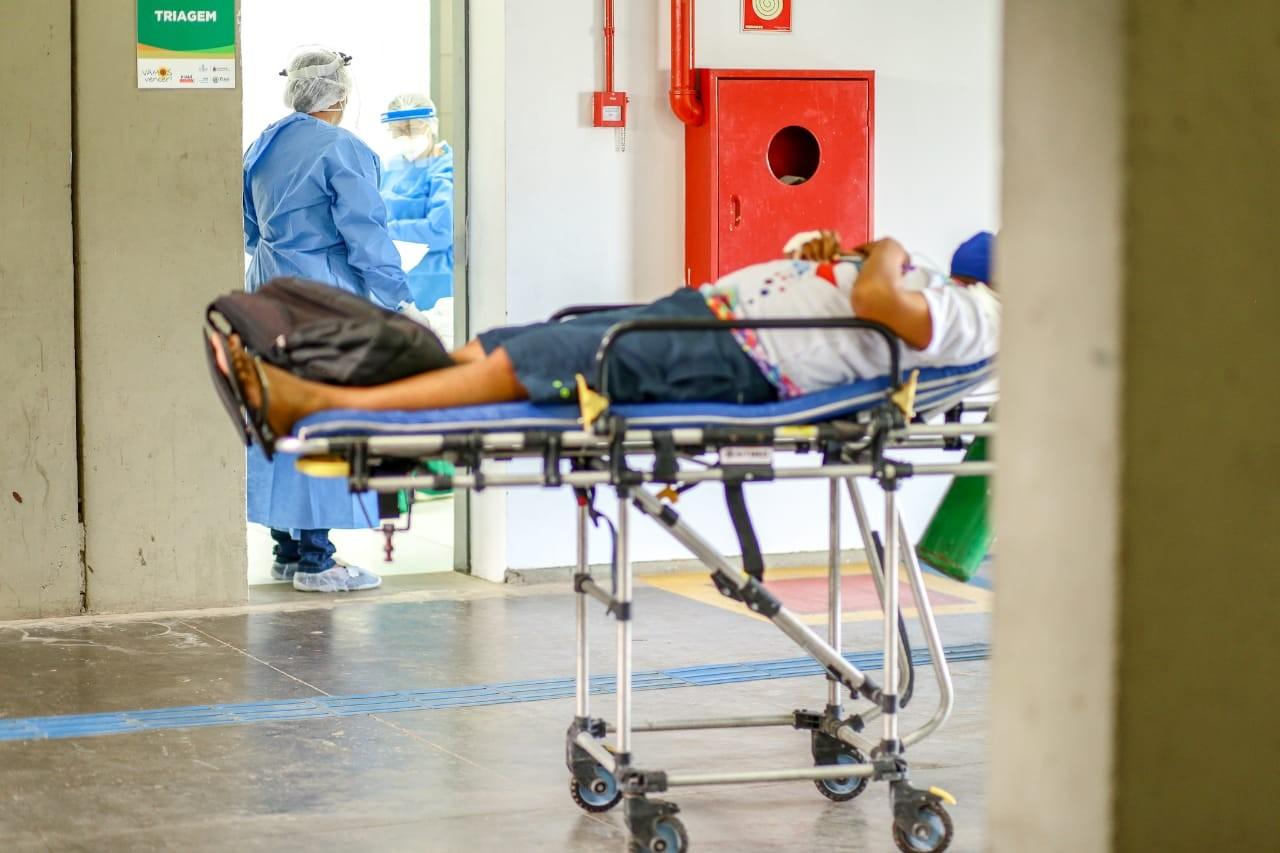 Hospital de Campanha do Verdão completa 1ª semana de funcionamento com 9 pacientes