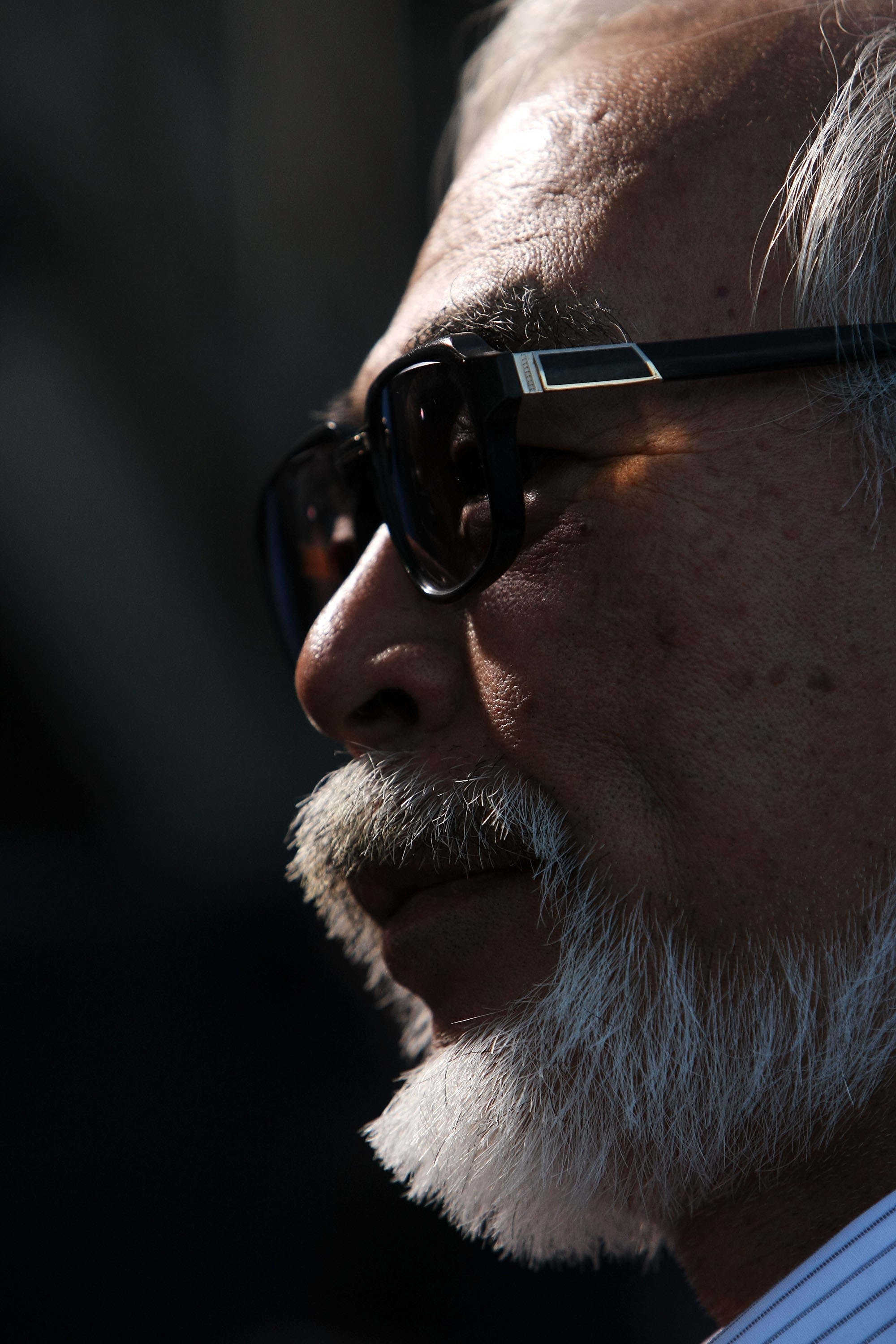 Hayao Miyazaki, co-fundador do Studio Ghibli (Foto: Getty Images/ Kristian Dowling)
