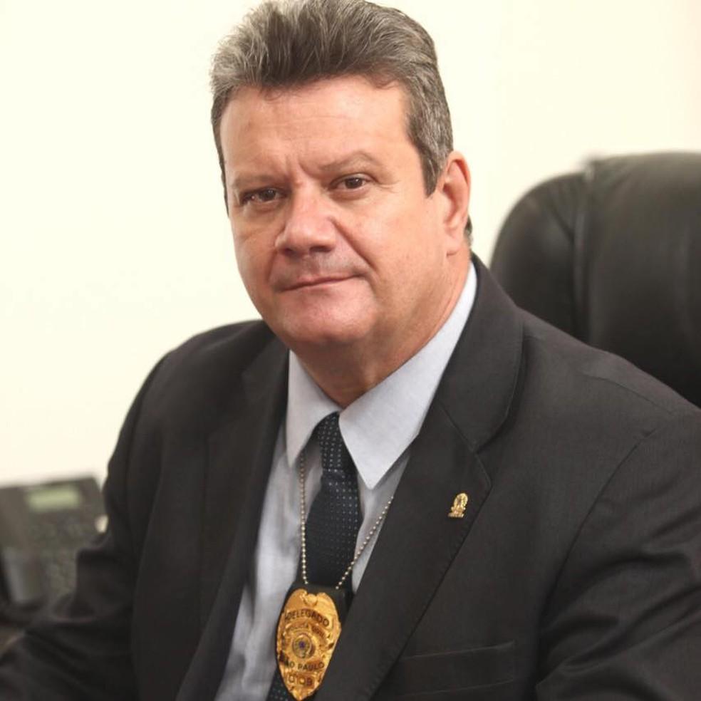 Nestor Sampaio Penteado Filho morreu por Covid-19 — Foto: Reprodução / Redes Sociais