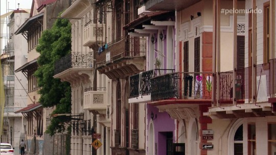 Pelo Mundo: Ex-criminosos deixam o crime de lado e viram guias turísticos no Panamá
