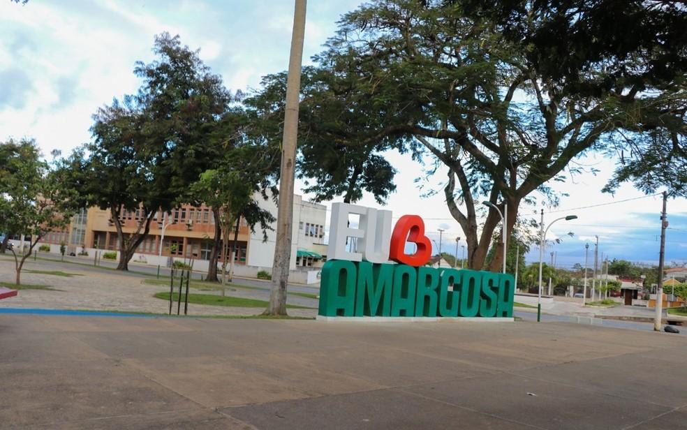 Tremor de terra é registrado na cidade de Amargosa — Foto: Divulgação/Prefeitura de Amargosa