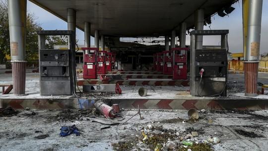 Foto: (Abdolvahed Mirzazadeh/ISNA via AP)