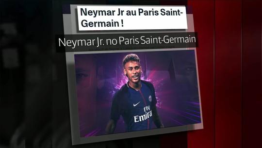 Transferência de Neymar ao PSG é golpe de 'soft power' do Catar a países do Golfo, dizem especialistas