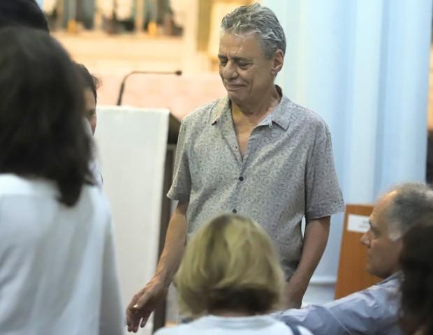 Chico Buarque (Foto: Daniel Pinheiro/AgNews )