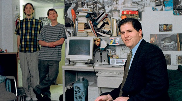 A Dell surgiu em um dormitório da Universidade do Texas. Na foto, o quarto onde tudo começou (Foto: AP Photo/Harry Cabluckl)