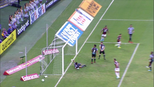 Do goleiro ao artilheiro: 2º gol do Flamengo sai após 20 passes e 1min15s de posse; veja o vídeo